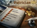 Patrician III Windows Main Menu