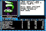 The Bard's Tale III: Thief of Fate Apple II Viper