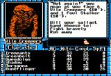 The Bard's Tale III: Thief of Fate Apple II Vile Creepers