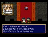 Shining Wisdom SEGA Saturn And you should also know there are plenty of lovely old folk in Shining games.