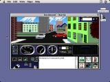 Crosscountry USA (Home Edition) Macintosh Dashboard view.