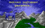 Land of the Unicorn Apple IIgs Unicorn Software presents...