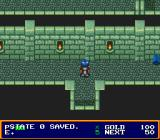 Xak: The Art of Visual Stage SNES Dungeon, near the entrance