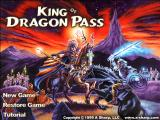 King of Dragon Pass Windows Title Screen