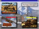 Tactical Operations Volume II: Beyond Destruction Windows Game selection screen