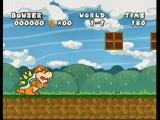Paper Mario: The Thousand-Year Door GameCube Guide Bowser in classic style levels.