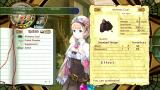 Atelier Rorona: The Alchemist of Arland PlayStation 3 Item synthesis.