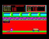 Hyper Sports BBC Micro Missed it