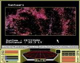 Elite Acorn 32-bit Galaxy map