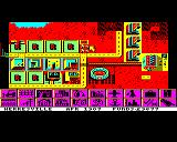 SimCity BBC Micro The city grows