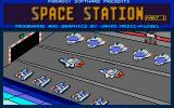 Space Station Amiga Loading screen