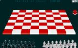 The Art of Chess Amiga Game start