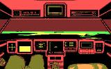 Mean Streets DOS Flying your speeder. (CGA)