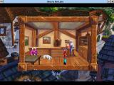 King's Quest V: Absence Makes the Heart Go Yonder! Windows 3.x Shoe shop.