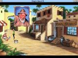 King's Quest VI: Heir Today, Gone Tomorrow Windows 3.x Old beggar.