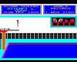 Daley Thompson's Super-Test BBC Micro High diving