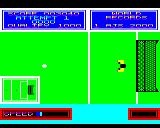 Daley Thompson's Super-Test BBC Micro Penalty kick