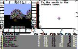 The Bard's Tale III: Thief of Fate DOS Game start (CGA w/Composite Monitor)
