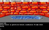 Dondra: A New Beginning Apple IIgs The water room