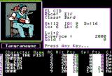 The Bard's Tale II: The Destiny Knight Apple II El cid