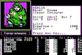 The Bard's Tale II: The Destiny Knight Apple II Merlin
