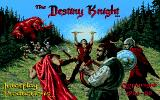 The Bard's Tale II: The Destiny Knight Apple IIgs Loading screen