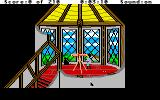King's Quest III: To Heir is Human Apple IIgs Looking through the telescope