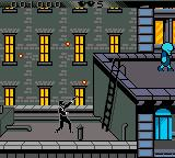 "Men in Black: The Series Game Boy Color ""Deranged Alcidians are on the loose..."""
