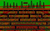 Oil's Well DOS This is another Banana Development game with switchable CGA palettes