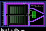 Manhunter: New York Apple II Using the tracker