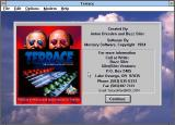 Terrace Windows 3.x Title screen: 256 colours<br>The game will check the Windows environment and will run in 16 colours or 256 colours as appropriate