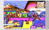Super Nibbly Commodore 64 Loading screen
