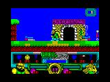 Grell and Fella ZX Spectrum Game start