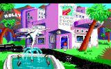 Leisure Suit Larry 5: Passionate Patti Does a Little Undercover Work DOS This is where Larry works... (EGA/Tandy)