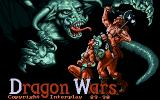 Dragon Wars Apple IIgs Title screen