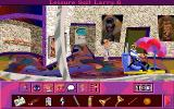 Leisure Suit Larry 6: Shape Up or Slip Out! DOS Who's this guy driving through the hotel?