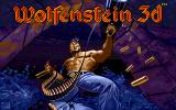 Wolfenstein 3D Apple IIgs Loading screen