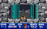 Wolfenstein 3D Apple IIgs Can you see the enemy?