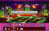 Leisure Suit Larry 6: Shape Up or Slip Out! DOS Hmm, this mud bath is too hot!