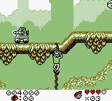 Spirou Game Boy Jungle.