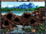 Hodj 'n' Podj Windows 3.x Dam Furry Animals: It just has to be a Whac-A Beaver game didn't it?