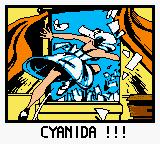 Spirou: The Robot Invasion Game Boy Color Cyanida!!!