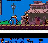 Spirou: The Robot Invasion Game Boy Color Yeah.