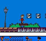 Spirou: The Robot Invasion Game Boy Color Sup.
