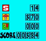 Spirou: The Robot Invasion Game Boy Color Score.