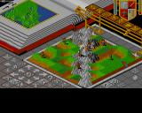 Populous Acorn 32-bit Final fight to win the level