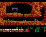 Lemmings Acorn 32-bit Level 1