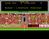 Leeds United Champions! Acorn 32-bit The football game is running