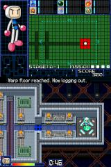 Bomberman 2 Nintendo DS No more missions for now. Stage clear.