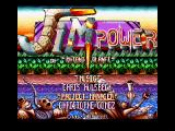 "Jim Power in ""Mutant Planet"" Amiga Title"